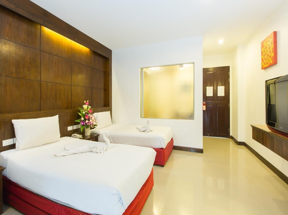 Thai Siam Hotel - Hotels and Accommodation in Thailand, Asia