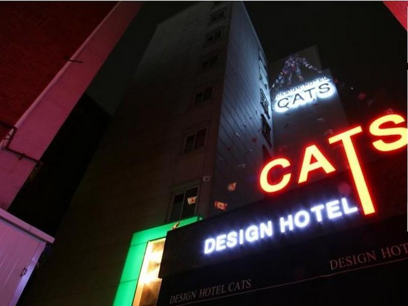 CATS Hotel - Hotels and Accommodation in South Korea, Asia