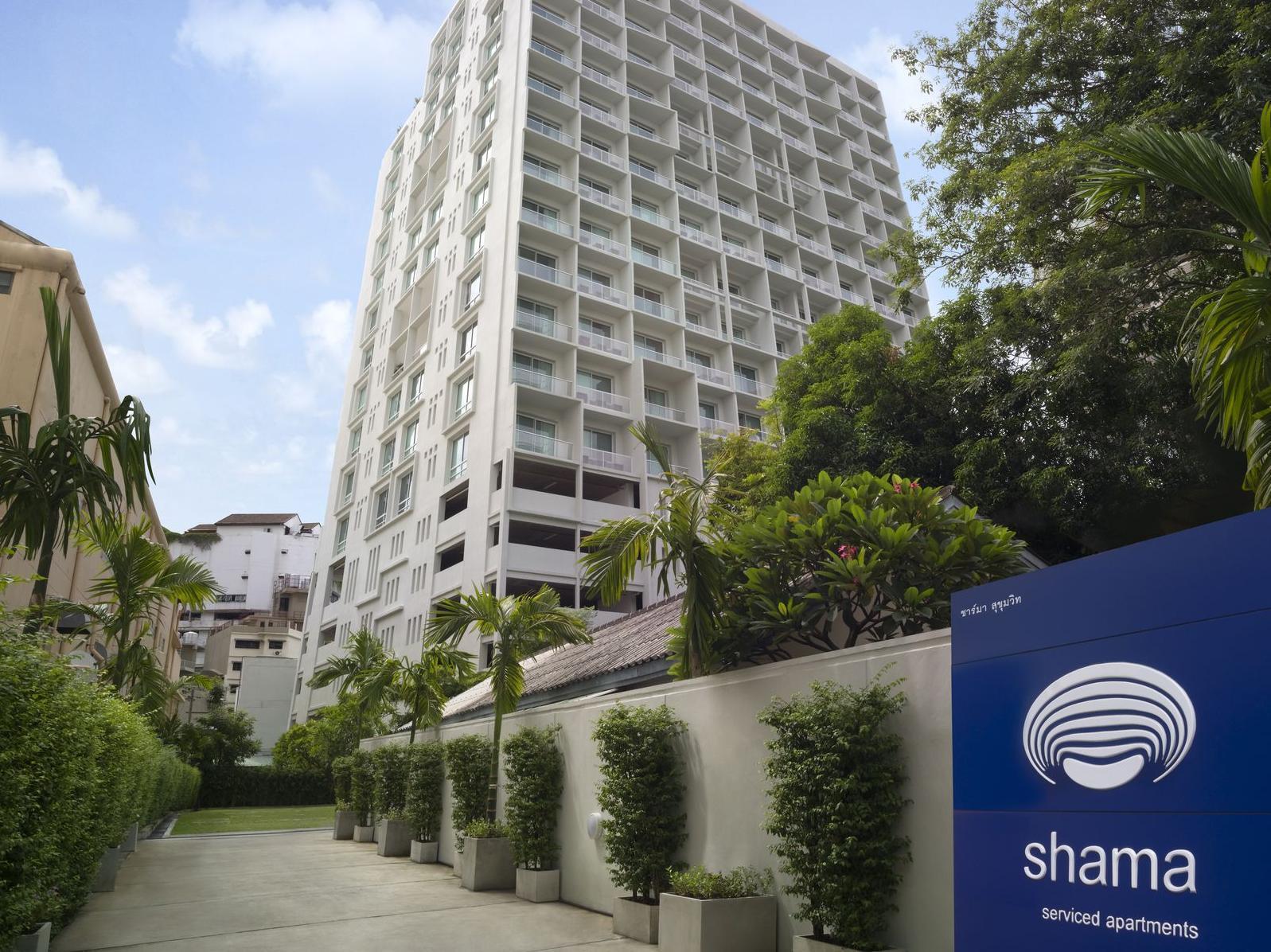 Shama Sukhumvit Bangkok - Hotell och Boende i Thailand i Asien