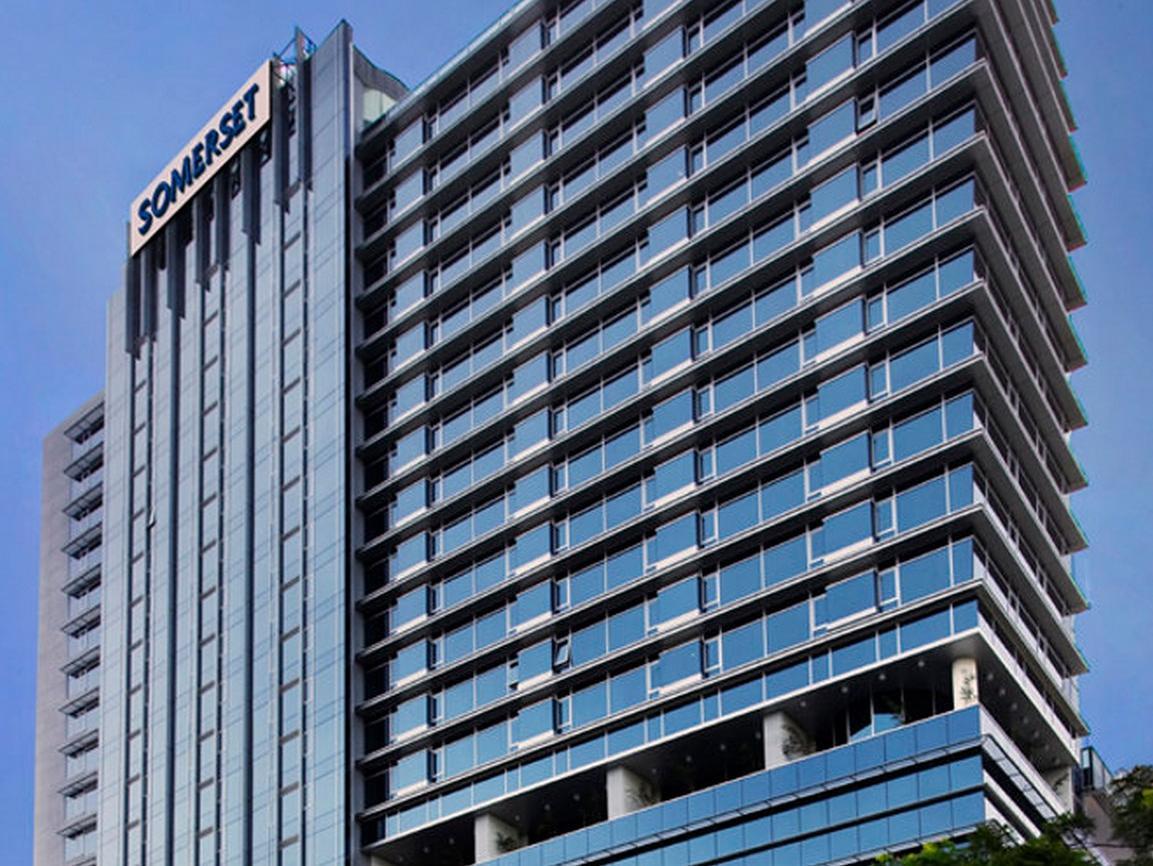 吉隆坡萨默塞特安邦酒店
