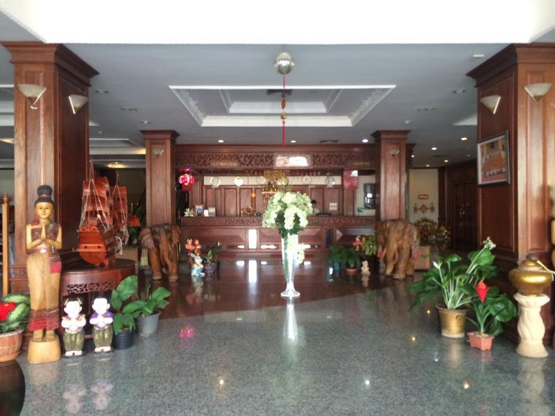 Angkham Hotel - Hotels and Accommodation in Laos, Asia