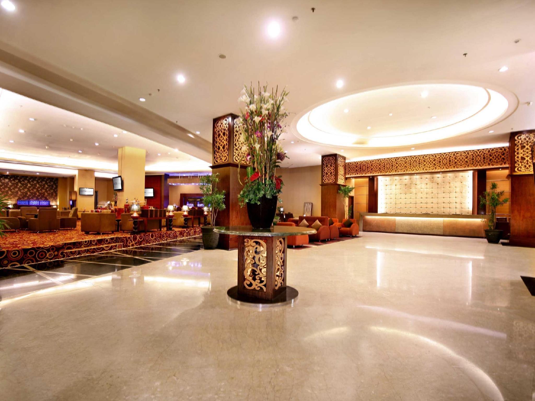 Hotell Aston Samarinda Hotel