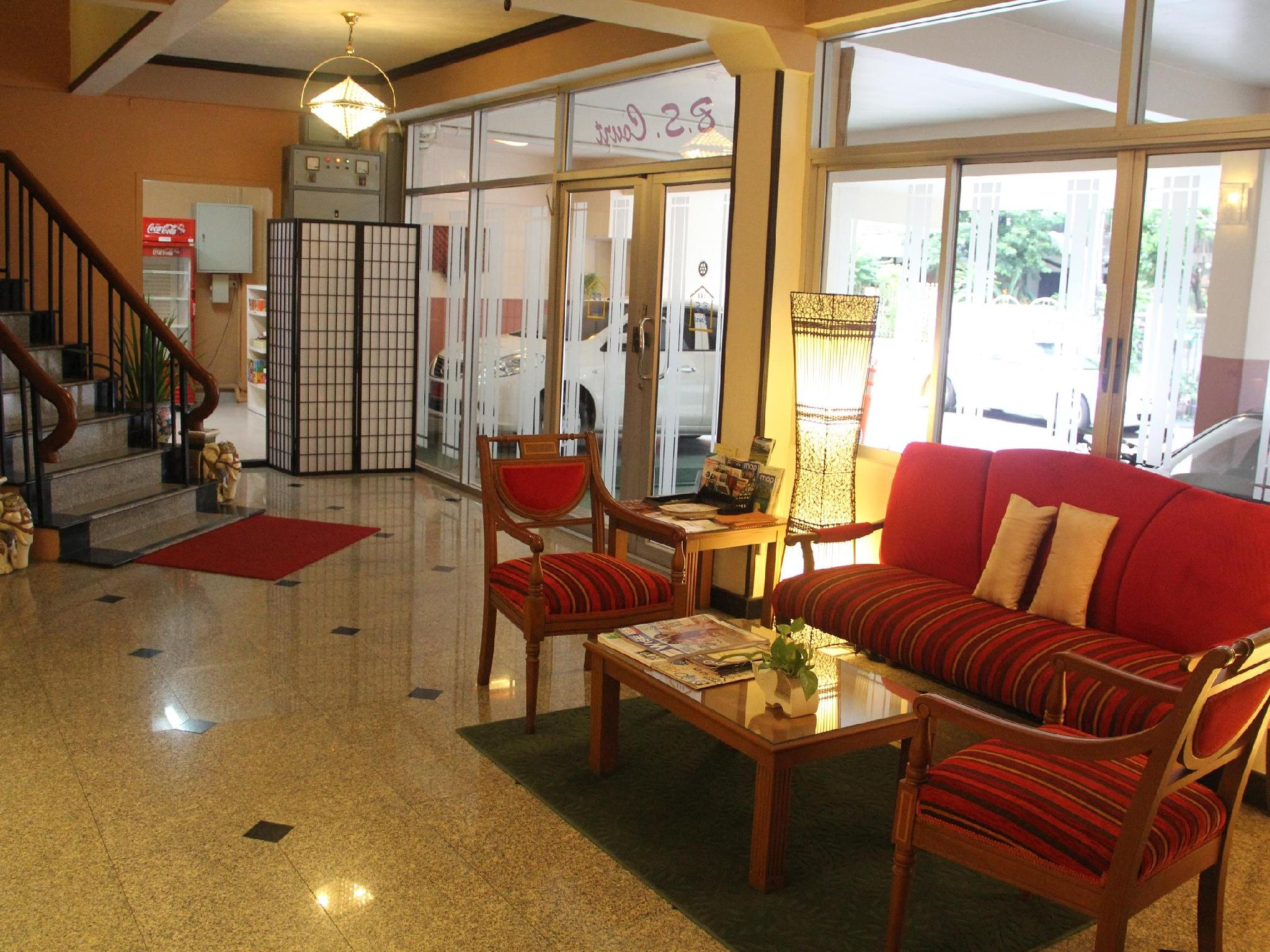 B.S. Court Hotel - Hotels and Accommodation in Thailand, Asia