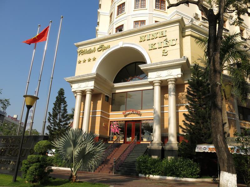 Hotell Ninh Kieu 2 - Hoa Binh Hotel