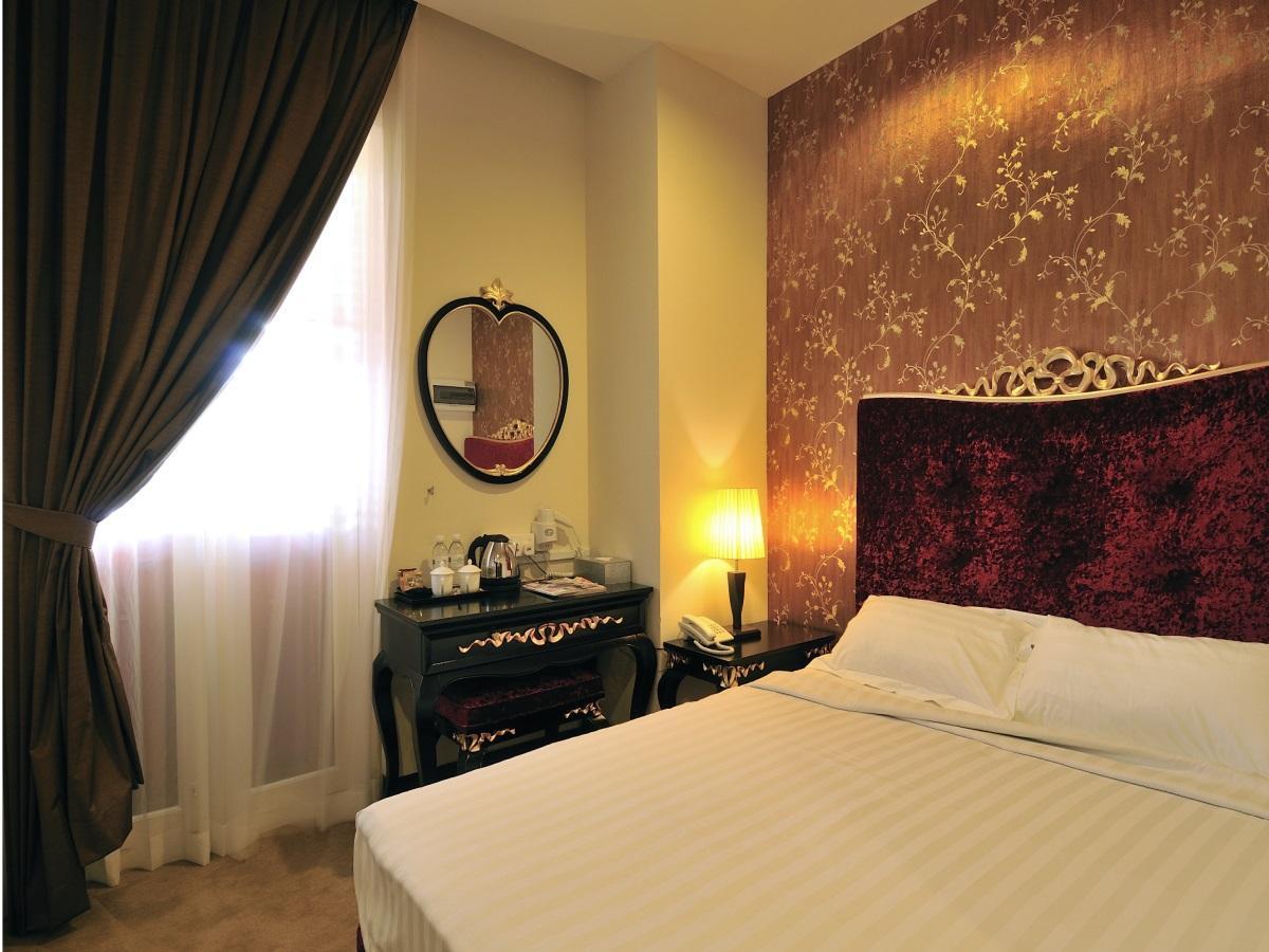 โรงแรมซานตา แกรนด์ ไชน่าทาวน์ (Santa Grand Hotel Chinatown)