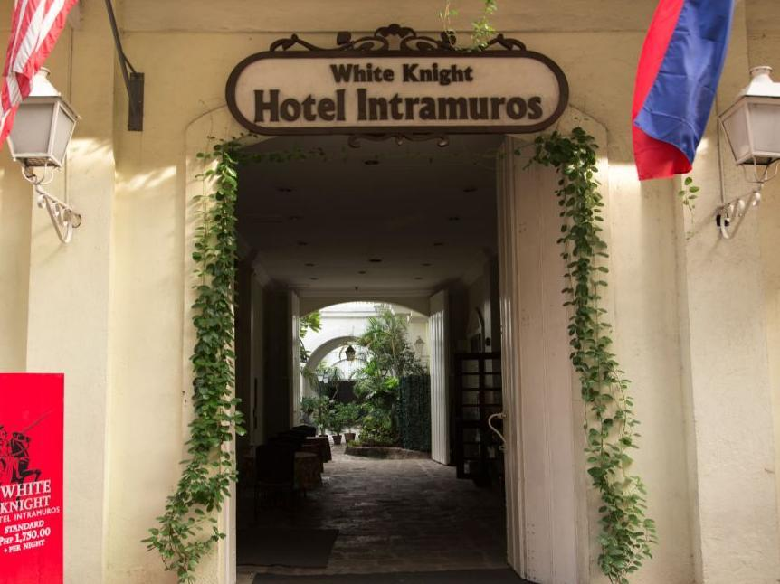 White Knight Hotel Intramuros - Hotels and Accommodation in Philippines, Asia