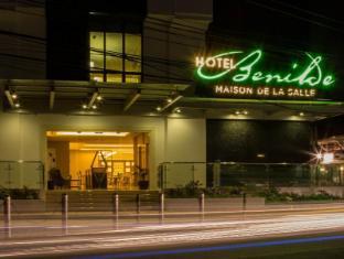 Hotel Benilde Maison De La Salle Manila - Entrance