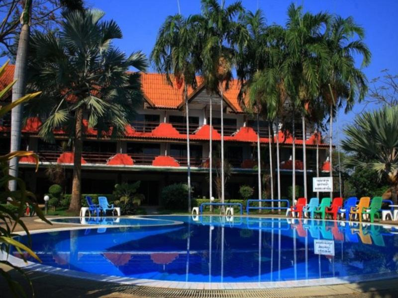 Duenshine Resort - Hotels and Accommodation in Thailand, Asia