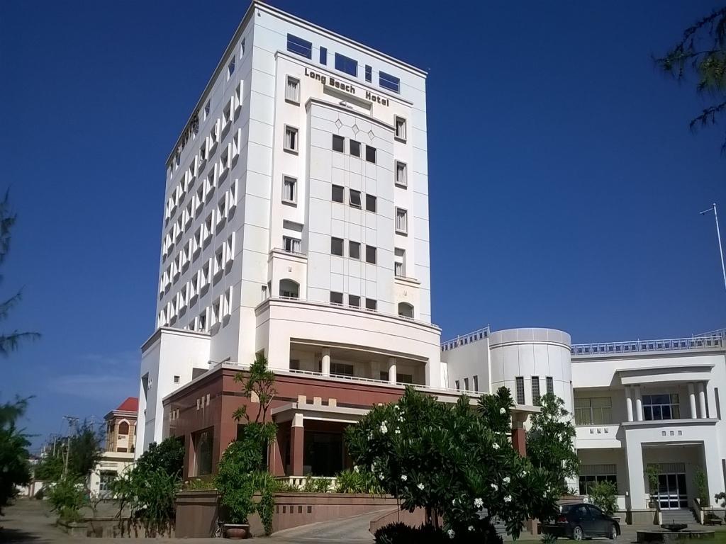 Hotell Long Beach Hotel Tuy Hoa