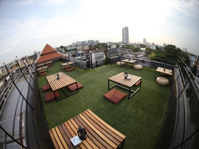 Fortville Guesthouse - Hotels and Accommodation in Thailand, Asia