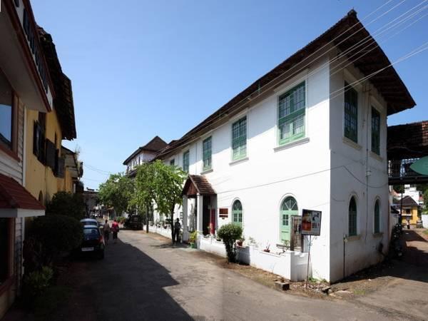 Grande Residencia Hotel - Hotell och Boende i Indien i Kochi / Cochin