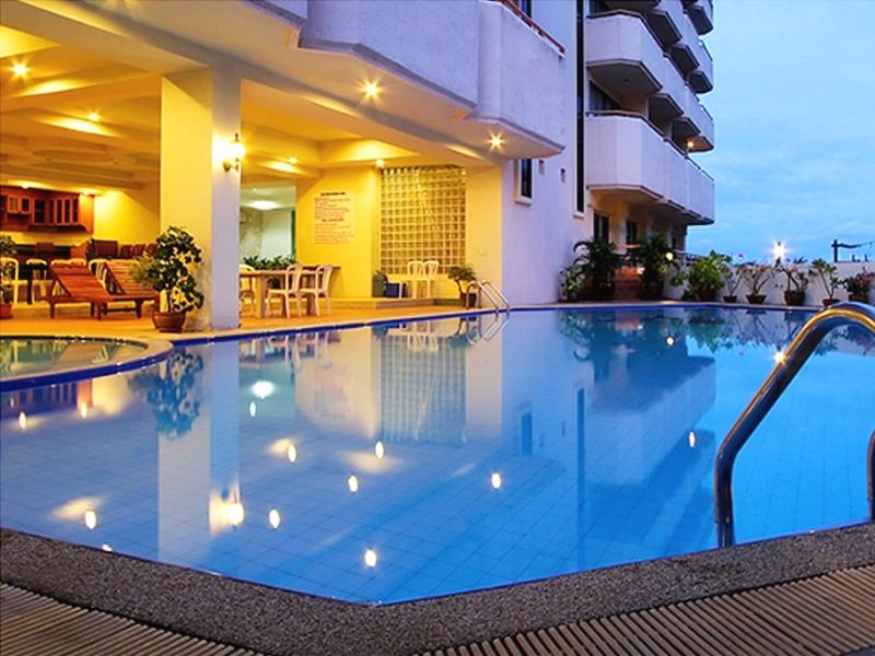 Mike Beach Resort Pattaya - Hotels and Accommodation in Thailand, Asia