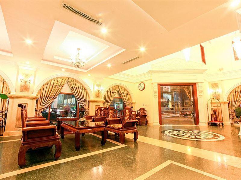 Hotell Ariva Eden Hanoi Hotel