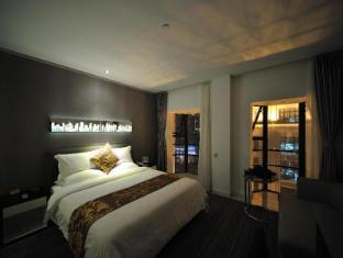 Kingtown Riverside Hotel Plaza Shanghai Shanghai - Guest Room
