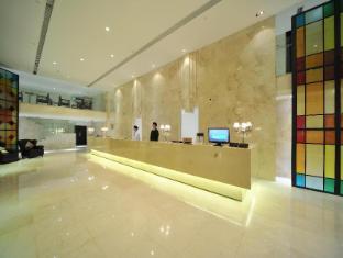 Kingtown Riverside Hotel Plaza Shanghai Shanghai - Lobby
