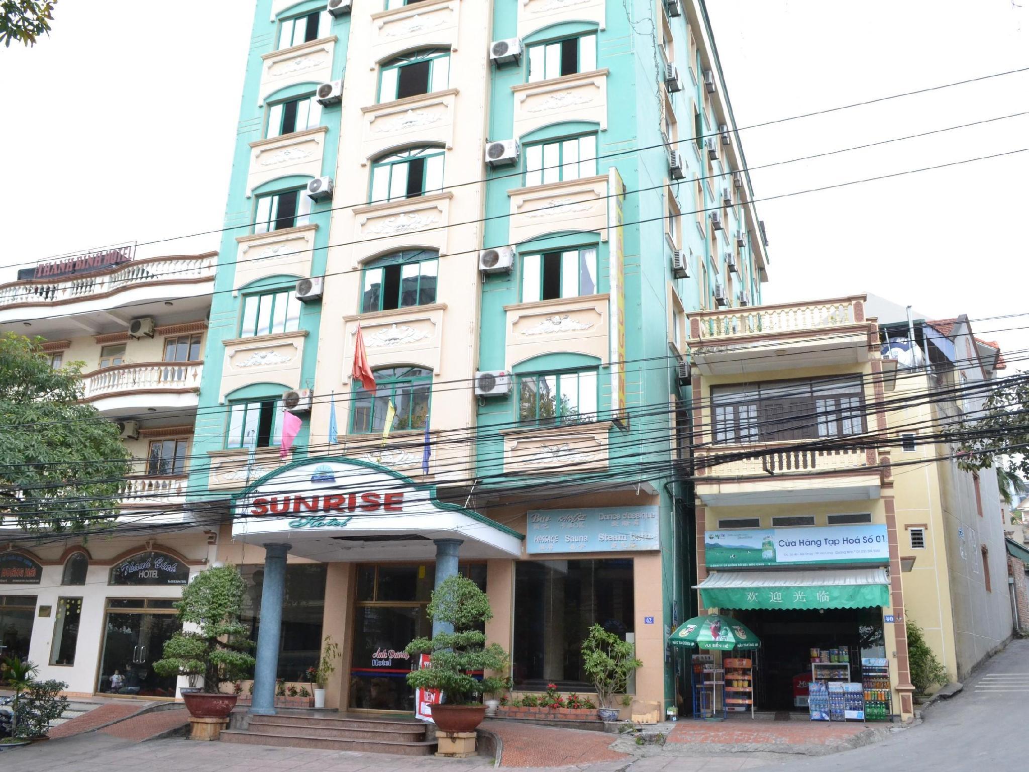 Sunrise Halong Hotel - Hotell och Boende i Vietnam , Halong