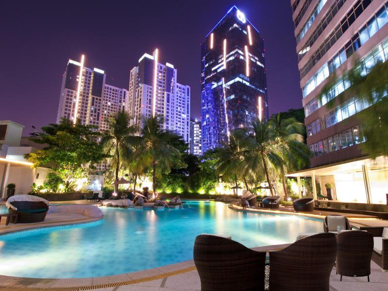 Park Lane Jakarta Hotel - Hotels and Accommodation in Indonesia, Asia