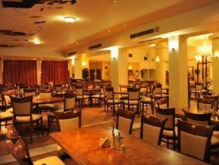 Hotel Edelweiss Kalampaka - Restaurant