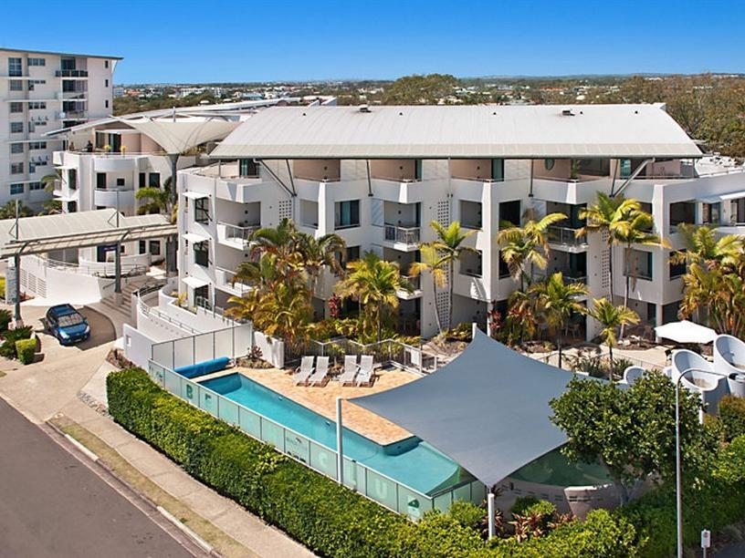 Beach Club Resort Mooloolaba - Hotell och Boende i Australien , Sunshine Coast