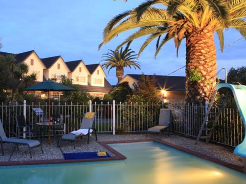 ASURE Colonial Lodge Motel - Hotels and Accommodation in New Zealand, Pacific Ocean And Australia