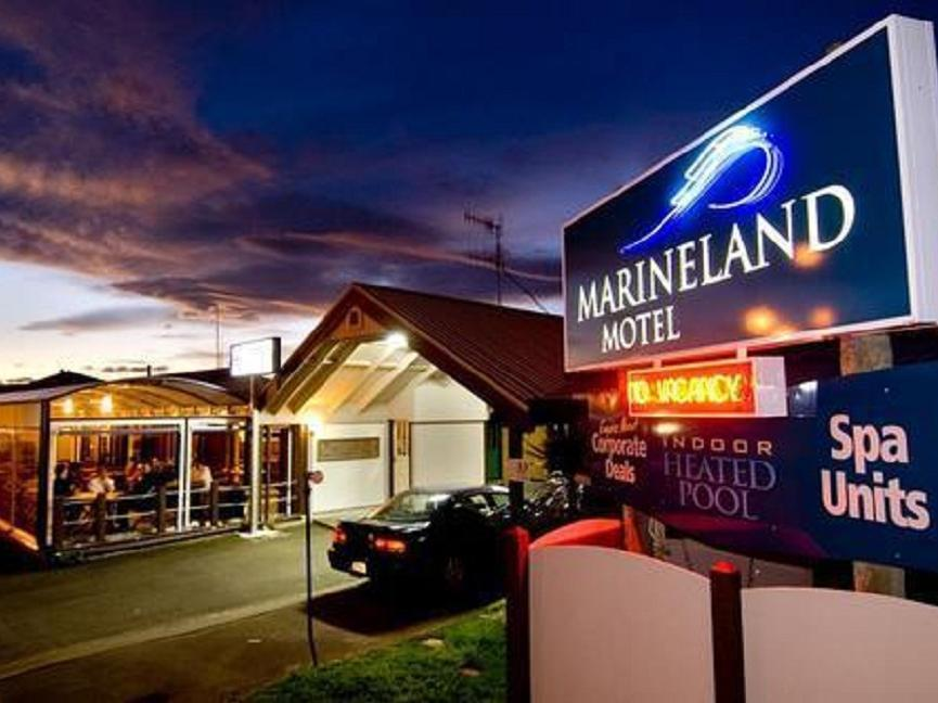 Marineland Motel - Hotels and Accommodation in New Zealand, Pacific Ocean And Australia