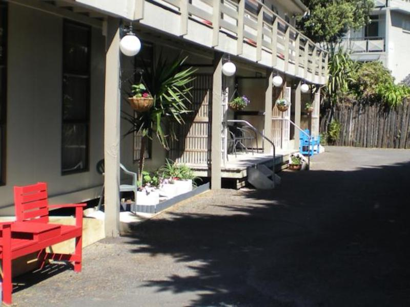 Carrington Motel - Hotels and Accommodation in New Zealand, Pacific Ocean And Australia