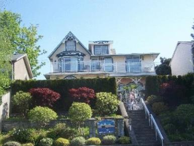 Ocean Breeze Executive Bed And Breakfast North Vancouver (BC)