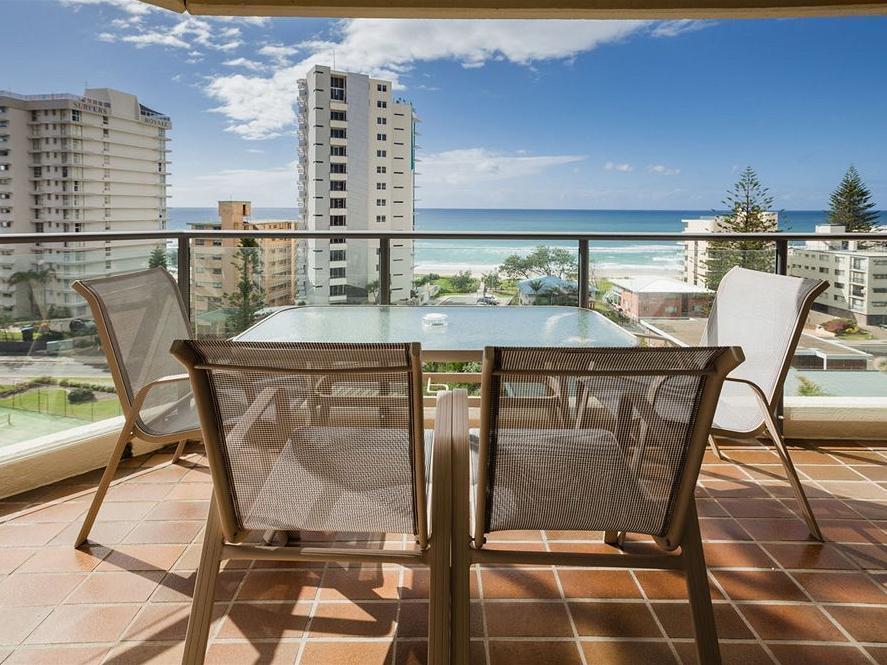 Baronnet Holiday Apartments - Hotell och Boende i Australien , Guldkusten
