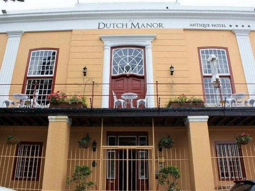 Dutch Manor Antique Hotel Cape Town