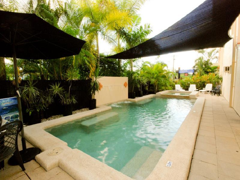 City Plaza Apartments - Hotell och Boende i Australien , Cairns