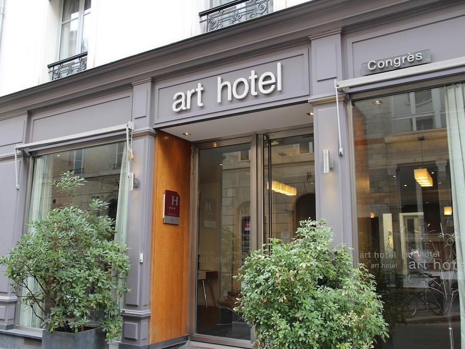 アート ホテル コングレス