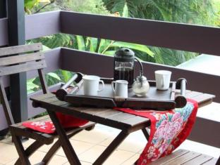 Airlie Beach Motor Lodge Kepulauan Whitsunday - Balkon/Teras
