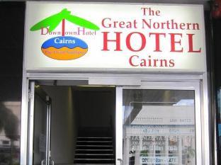 Great Northern Hotel Cairns - Main Door