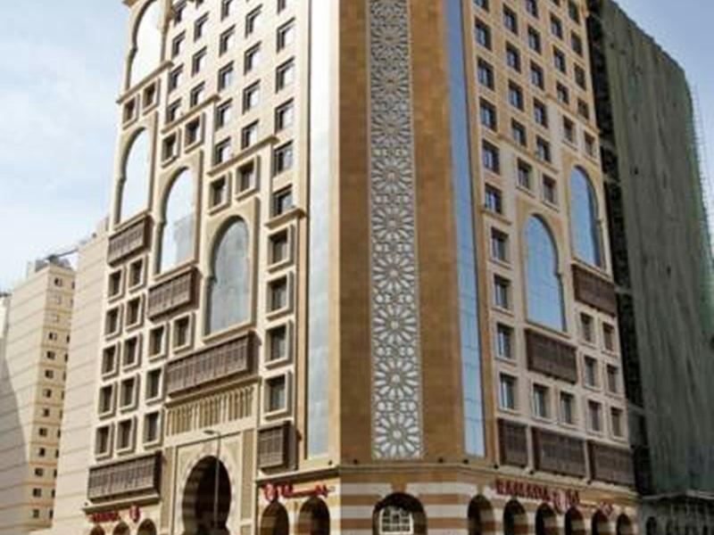 Ramada Madinah Al Hamra - Hotels and Accommodation in Saudi Arabia, Middle East