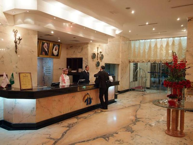 Al Azhar Hotel Jeddah - Hotels and Accommodation in Saudi Arabia, Middle East