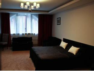 Krasnaya Zarya Hotel Moscou - Chambre