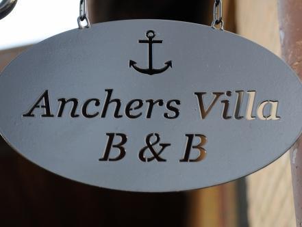 Anchers Villa Bed & Breakfast Kodaň - Exteriér hotelu