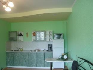 Milena Apartments פרנו - בית המלון מבפנים