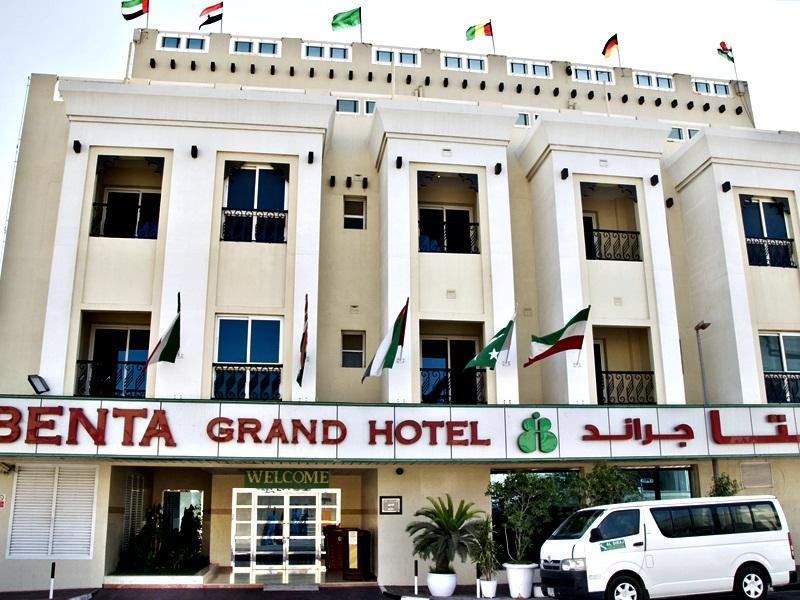 Benta Grand Hotel - Hotels and Accommodation in United Arab Emirates, Middle East