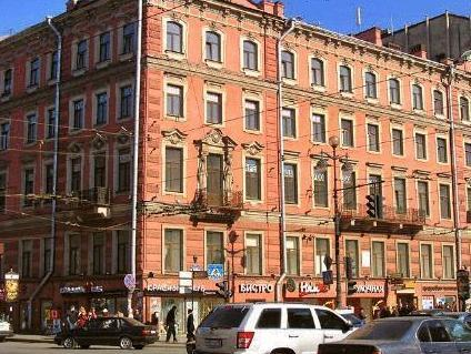 Galerea Hotel Saint Petersburg - Exterior