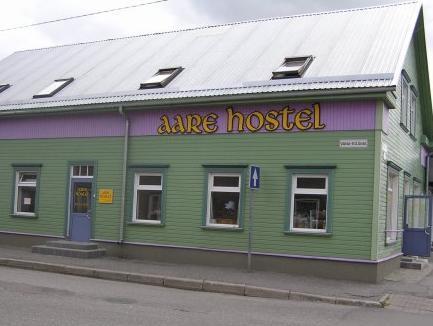 Aare Guesthouse פרנו - בית המלון מבחוץ