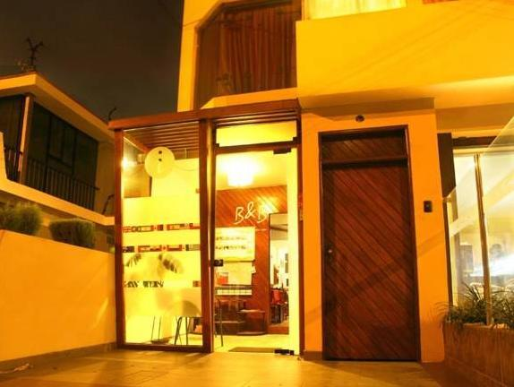 B&B Miraflores Wasi - Hotels and Accommodation in Peru, South America