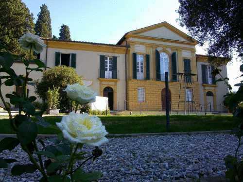 Villa Fiorelli Hotel Prato - Exterior