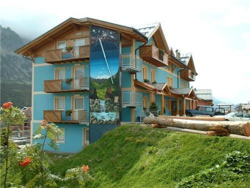 Hotel Cielo Blu Passo del Tonale - Exterior