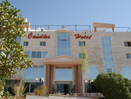 Candles Hotel - Hotels and Accommodation in Jordan, Middle East