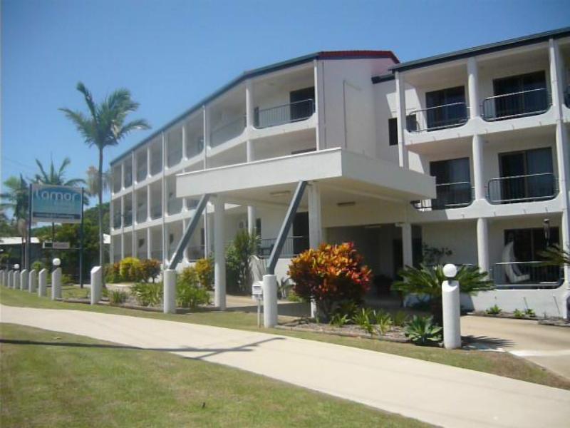 Lamor Holiday Apartments - Hotell och Boende i Australien , Yeppoon