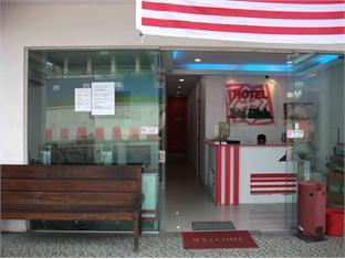 Ali Baba Hotel Kuala Lumpur - Entrance