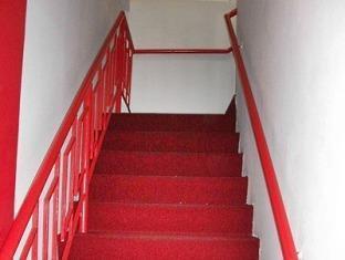 Ali Baba Hotel Kuala Lumpur - Staircase