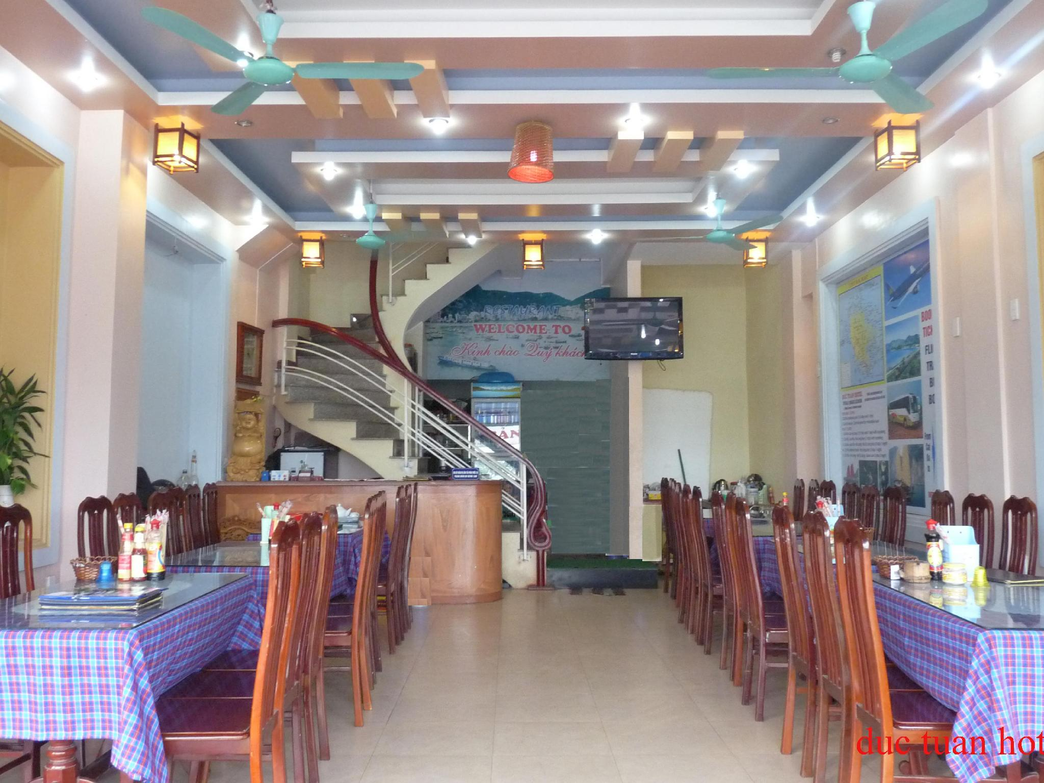 Hotell Duc Tuan Hotel