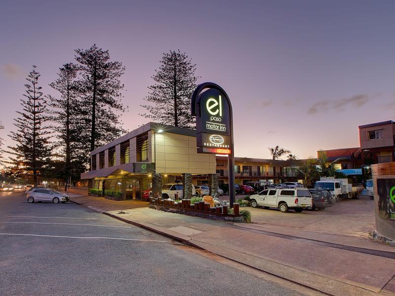 El Paso Motor Inn - Hotell och Boende i Australien , Port Macquarie